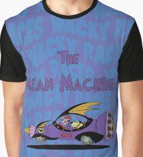 The Mean Machine Graphic T-Shirt