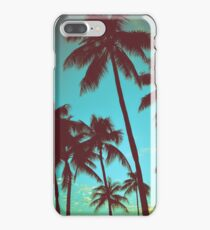 Vintage Tropical Palms iPhone 7 Plus Case