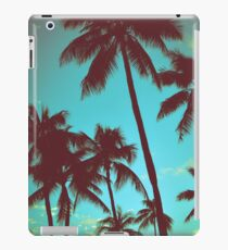 Vinilo o funda para iPad Vintage Tropical Palms