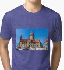 Bouzov Tri-blend T-Shirt