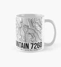 Horsetooth Mountain Topo Mug