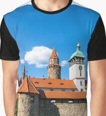 Bouzov Graphic T-Shirt