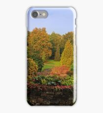 Fall at the Castle iPhone Case/Skin