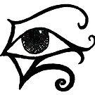 Eye of Horus by Eliseharris