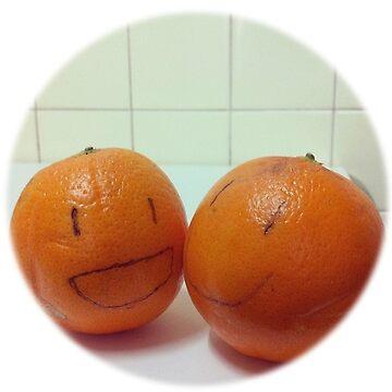 Condensed tangerines by mapeya