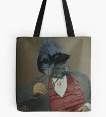 Gentlemen's club of exquisite plumage. Tote Bag