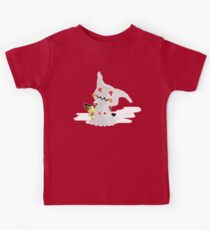 Pichu's Holiday Kids Tee