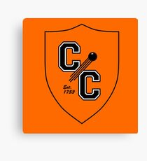 Chudley Cannons Logo Canvas Print