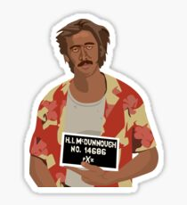 H.I. McDunnough Sticker