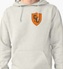 Chudley Cannons Logo Pullover Hoodie