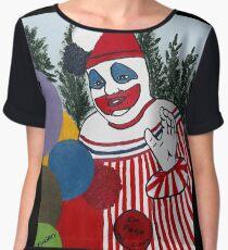 Pogo The Clown Chiffon Top