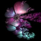 Fractal Flowers by Leoni Mullett