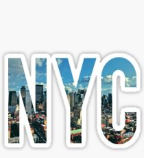 NEW YORK CITY. Sticker