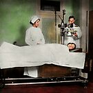 Doctor - Xray - Getting my head examined 1920 by Mike  Savad