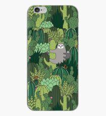Cactus Sloth iPhone Case