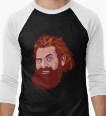 Thirsty Tormund Men's Baseball ¾ T-Shirt