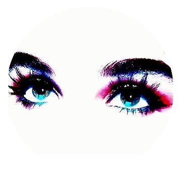eyes logo colour plain by bournemonkey