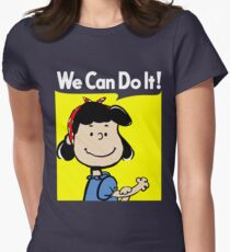 Lucy The Riveter T-Shirt