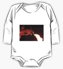 Dragons be Here!!!!! One Piece - Long Sleeve