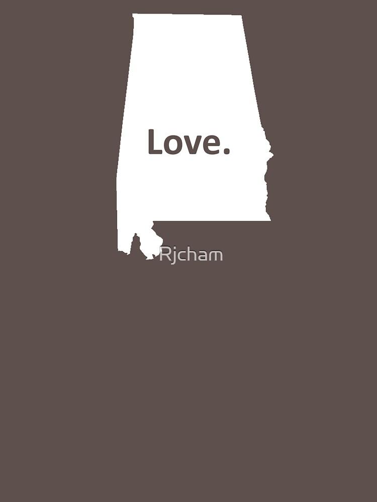 Alabama Love by Rjcham