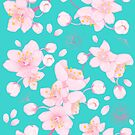 Cherry Blossoms by AJonson