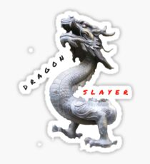 BEAST DRAGON SLAYER Sticker