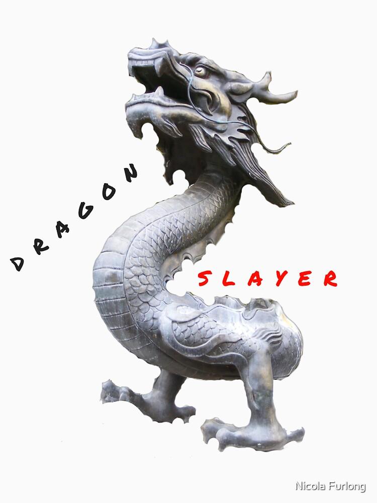 BEAST DRAGON SLAYER by nicolafurlong