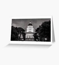 Capital Greeting Card
