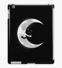 Moon Hug iPad Case/Skin
