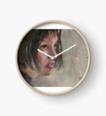 Matilda - Leon - The Professional - Natalie Portman Clock