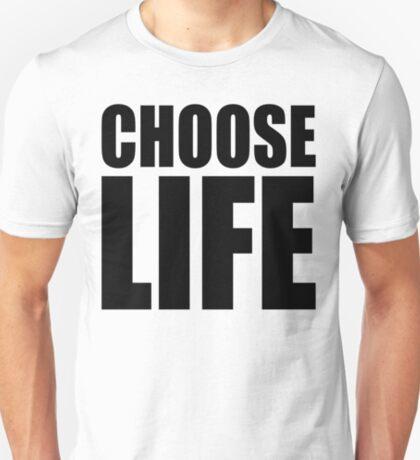 NDVH Choose Life T-Shirt