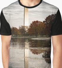 Monumental Sunset Graphic T-Shirt