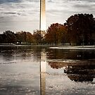 Monumental Sunset by J. D. Adsit