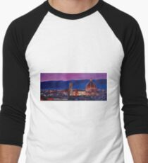 Florence Skyline Italy T-Shirt