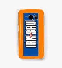 IRN BRU IRON BREW Samsung Galaxy Case/Skin