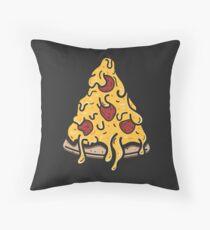 Pizza Pizza Throw Pillow
