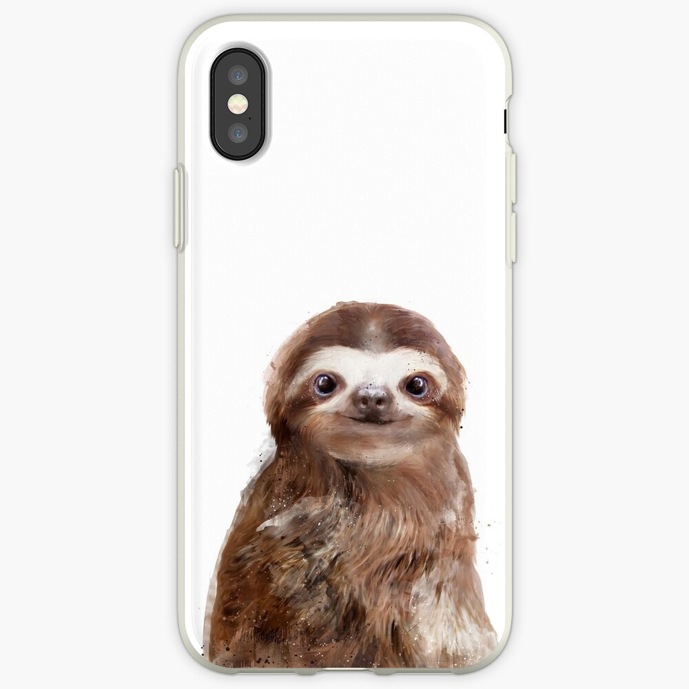 Little Sloth iPhone Case & Cover