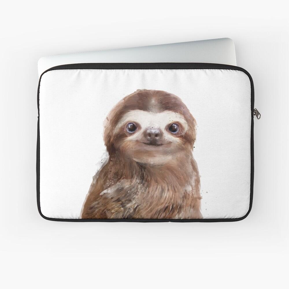 Little Sloth Laptop Sleeve