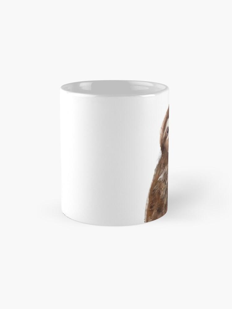 Alternate view of Little Sloth Mug