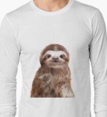 Little Sloth Long Sleeve T-Shirt
