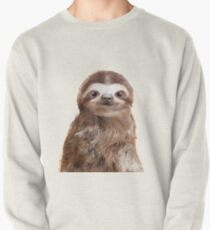 Little Sloth Pullover Sweatshirt