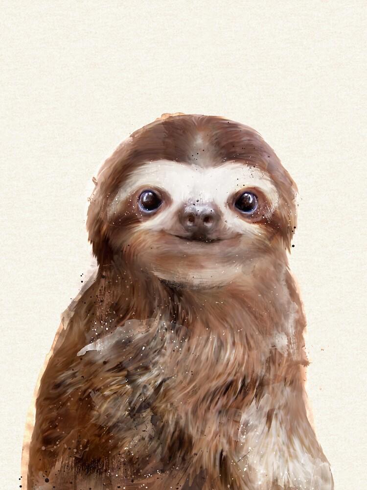 Little Sloth by AmyHamilton
