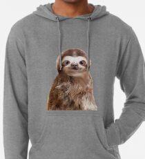Little Sloth Lightweight Hoodie