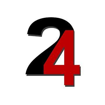 24 by hattart