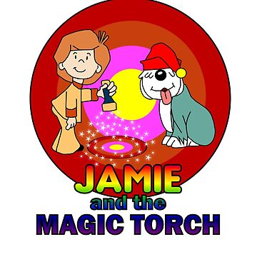 Jamie and his Magic Touch by spaceman300
