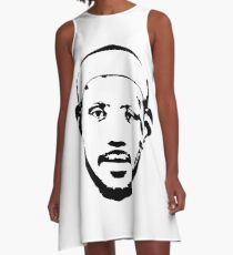 LeBron James A-Line Dress