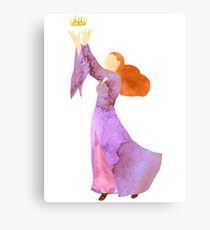 The Blood of Winterfell - Sansa Stark Canvas Print