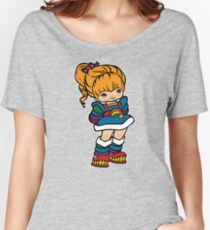 Rainbow Brite [ iPad / Phone cases / Prints / Clothing / Decor ] Women's Relaxed Fit T-Shirt