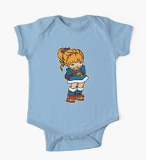 Rainbow Brite [ iPad / iPhone / iPod case, Tshirt & Print ] One Piece - Short Sleeve