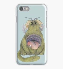 Big Boy, Mossy Friend iPhone Case/Skin